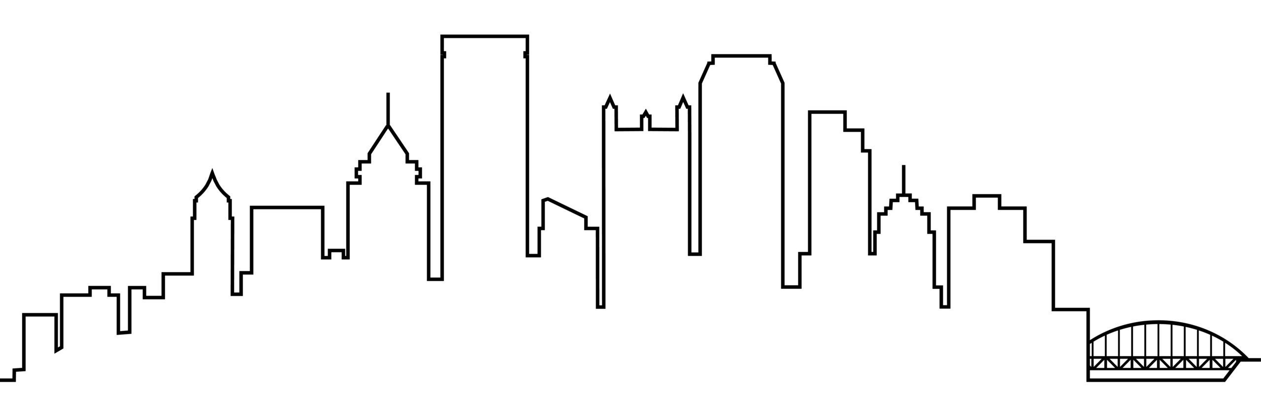 Pittsburgh wireframe